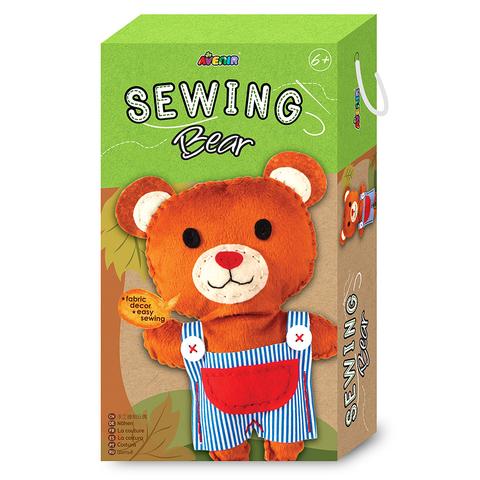 Набор для шитья: мягкая игрушка. Медведь. Avenir
