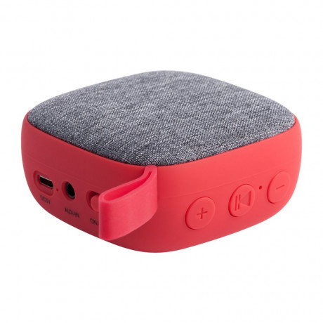 Chubby Bluetooth Speaker, red