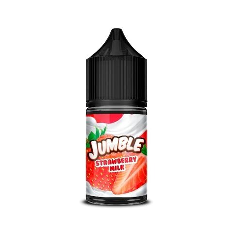 Жидкость Jumble Salt 30 мл Strawberry Milk