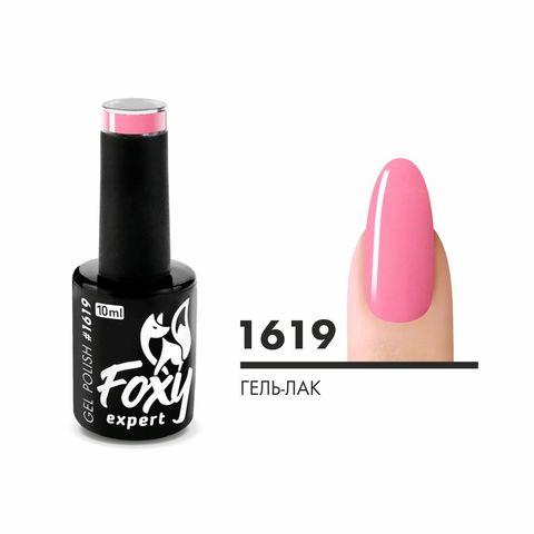Гель-лак (Gel polish) #1619, 10 ml