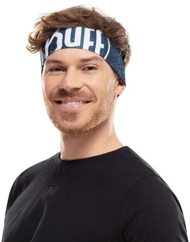 Быстросохнущая повязка Buff Fastwick Headband Xcrooss фото 2