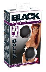 Вагинальные шарики Black Velvets The Perfect Balls