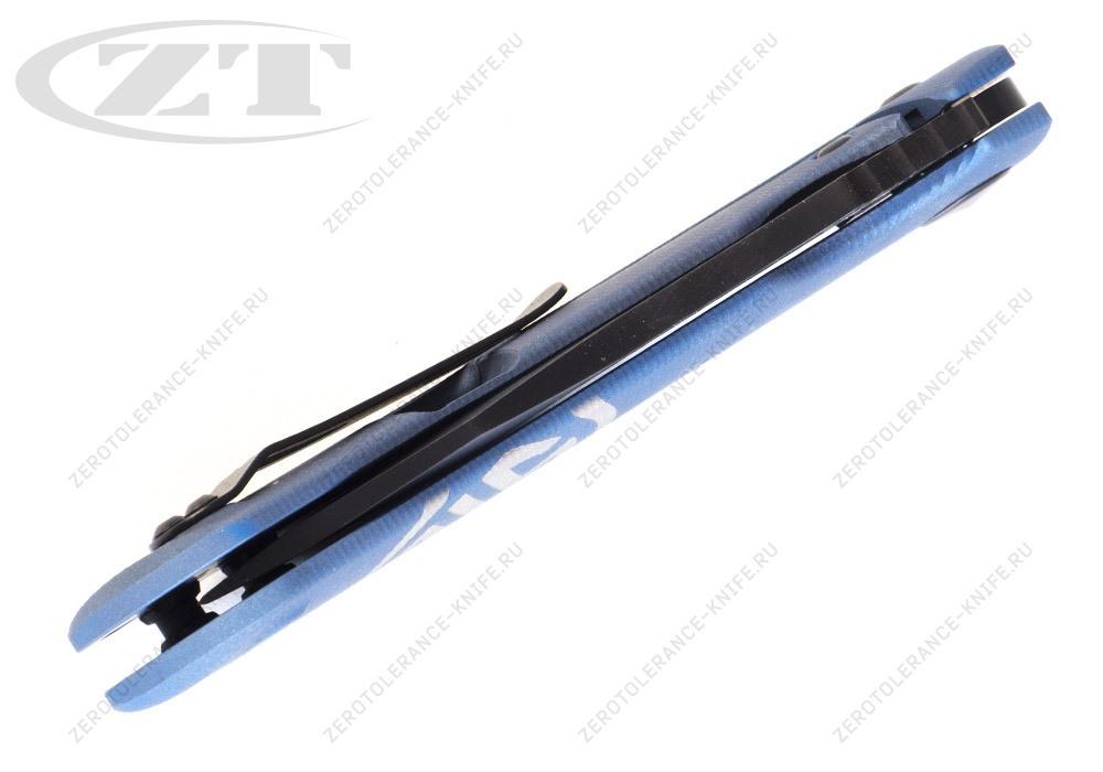 Нож Zero Tolerance 0920SIG Les George - фотография
