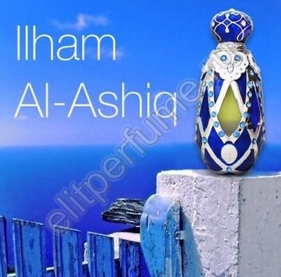 Пробник для Ilham Al Aahiq Илхам Аль Ашик 1 мл арабские масляные духи от Халис Khalis Perfumes