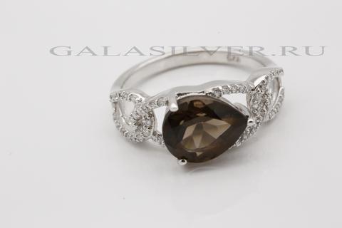 Кольцо, Серебро - 925