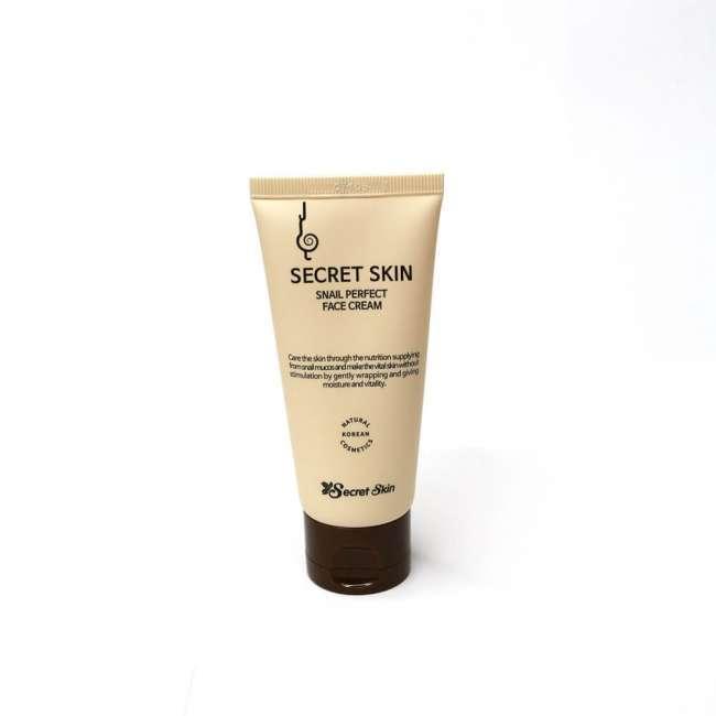 Проблемная кожа Крем для лица с экстрактом улитки Snail Perfect Face Cream 50гр SS_1-650x650.jpg