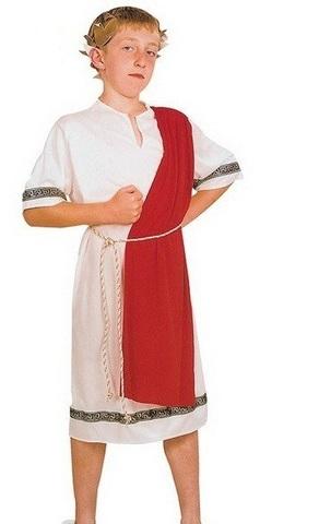 Костюм Римский император детский