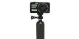 Крепление SP Tripod Screw Adapter на моноподе + камера