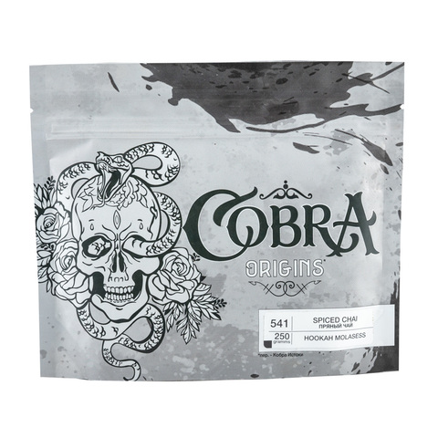 Табак Cobra Origins Spiced Chai 250 гр