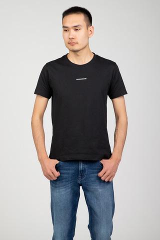 Мужская футболка MICRO BRANDING ESSENTIAL SS TEE Calvin Klein
