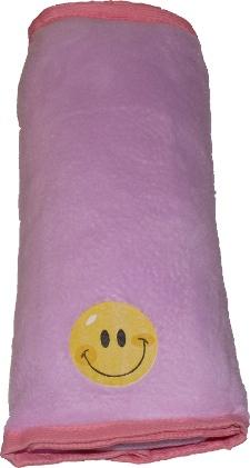 "Накладка-подушка на ремень безопасности ""Смайл"""