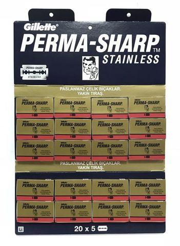 Сменные лезвия Perma-Sharp Stainless 5 шт