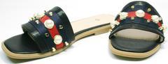 Обувь шлепанцы Seastar T330 black.