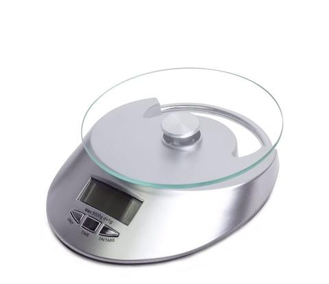 Весы электронные кухонные 19,5*22,7*7 см