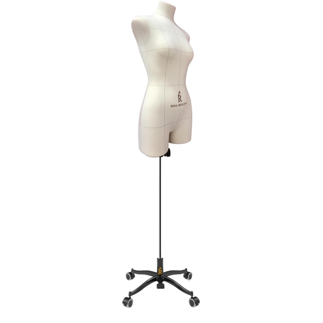 Манекен портновский Виктория, комплект Про, размер 44, тип фигуры ПрямоугольникФото 2