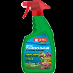 Спрей универсальный от тли паутинного клеща и других насекомых Bona Forte 750 мл