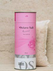 Натуральная морская соль с розой
