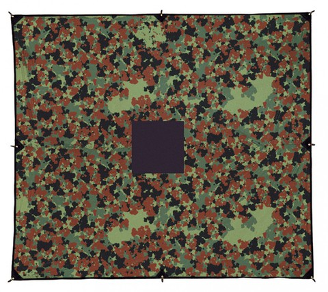 Картинка тент Tengu Mark 15 T 5M X 4 NEW flecktarn  - 1