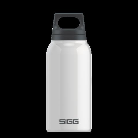 Термобутылка Sigg H&C (0,3 литра), белая