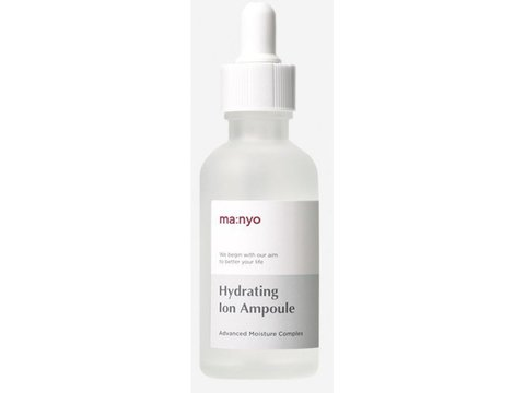 Купить Manyo Factory HYDRATING ION AMPOULE - Увлажняющая эссенция с гиалуроновой кислотой