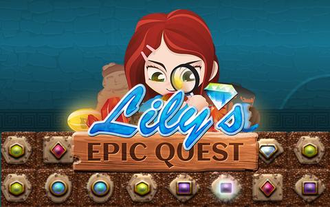 Lily´s Epic Quest (для ПК, цифровой ключ)