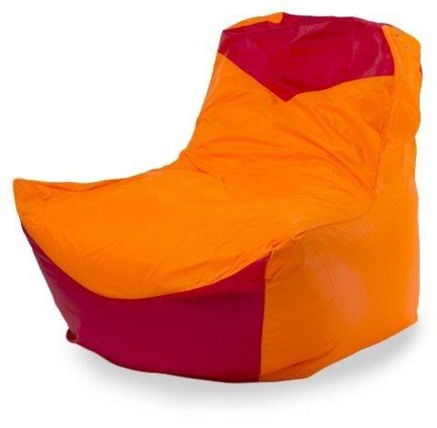Кресло-мешок «Классическое» Оранжево-красный