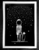 Cosmonautics Day (Glowing)