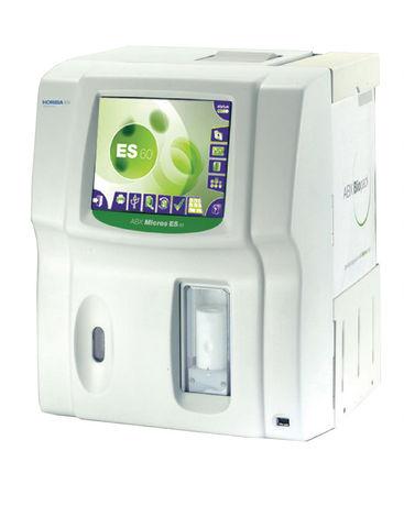 Гематологический  автоматический анализатор ABX Micros ES 60 (Horiba ABX,Франция)