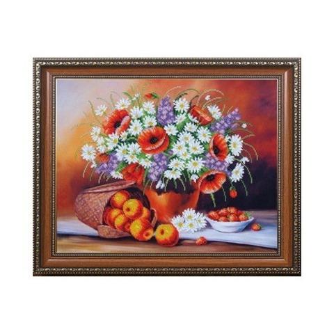 Фруктово-цветочный пунш