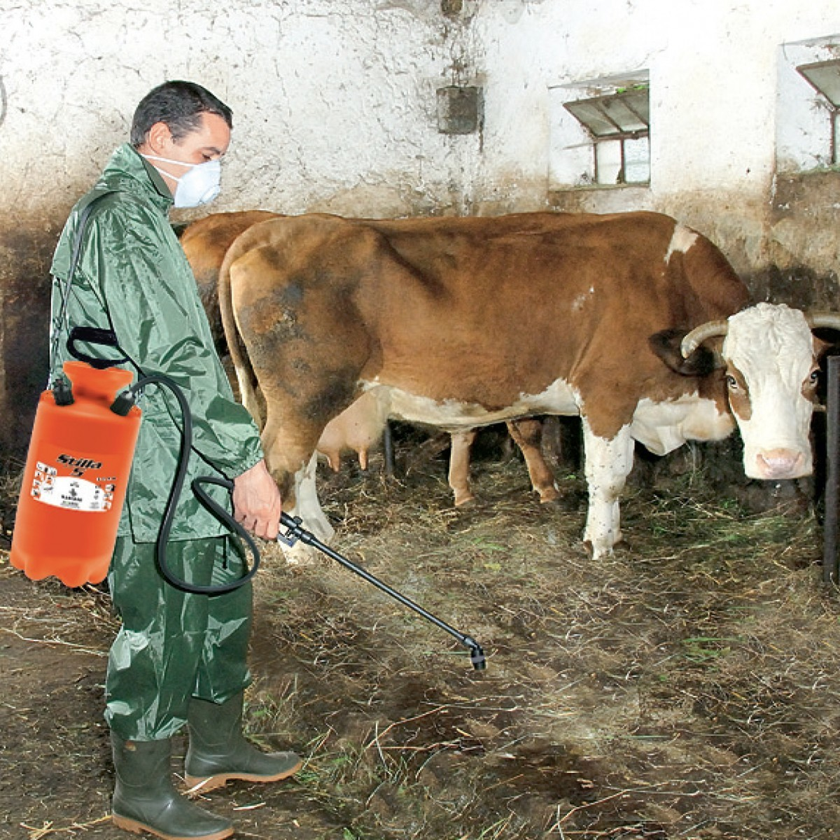 Пульверизатор STILLA 5 от DiMartino Bertani