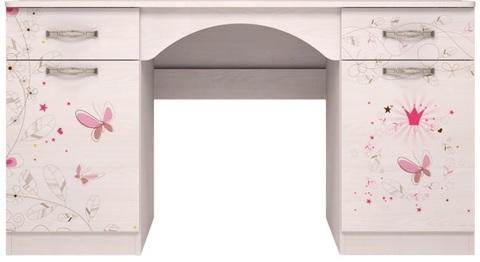 Стол письменный Принцесса 6 Ижмебель лиственница сибио