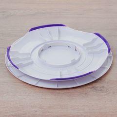 Столик поворотный подставка для торта D30 H3 см, оптом 5 шт