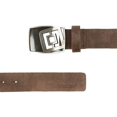 Ремень Horsefeathers ARLEN BELT (brushed brown)