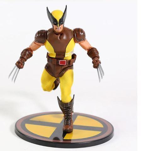 Wolverine yellow