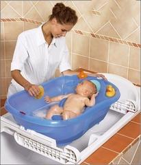 """Кронштейн """"Лагуна"""" для ванночки, универсальный (подходит для любой ванны)"""