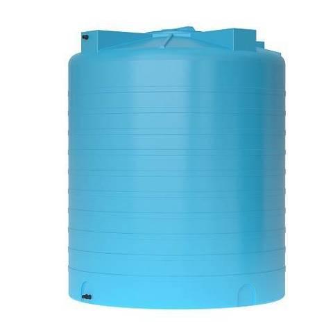 Бак для воды АКВАТЕК ATV 3000 (без поплавка, цвет синий)