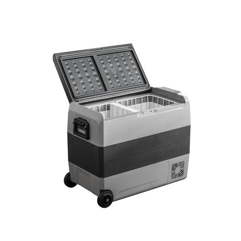 Компрессорный автохолодильник Alpicool T60 (Двухкамерный, 12V/24V/220V, 60л)