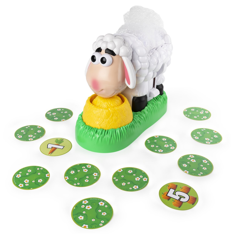 Игра настольная Spin Master Чихающая овечка 6054455