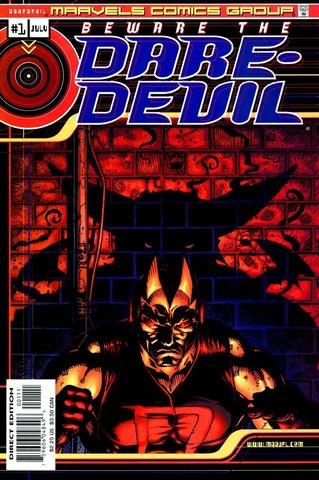 Beware the Daredevil #1