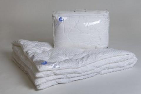 Одеяло Коллекции  Элисон  в сатине искусственный  лебяжий пух Легкое