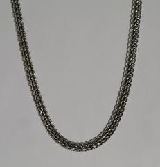 Фараон 0,7 см. (серебряная цепочка)