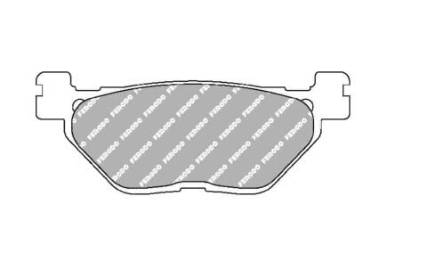 Тормозные колодки Ferodo FDB2126P