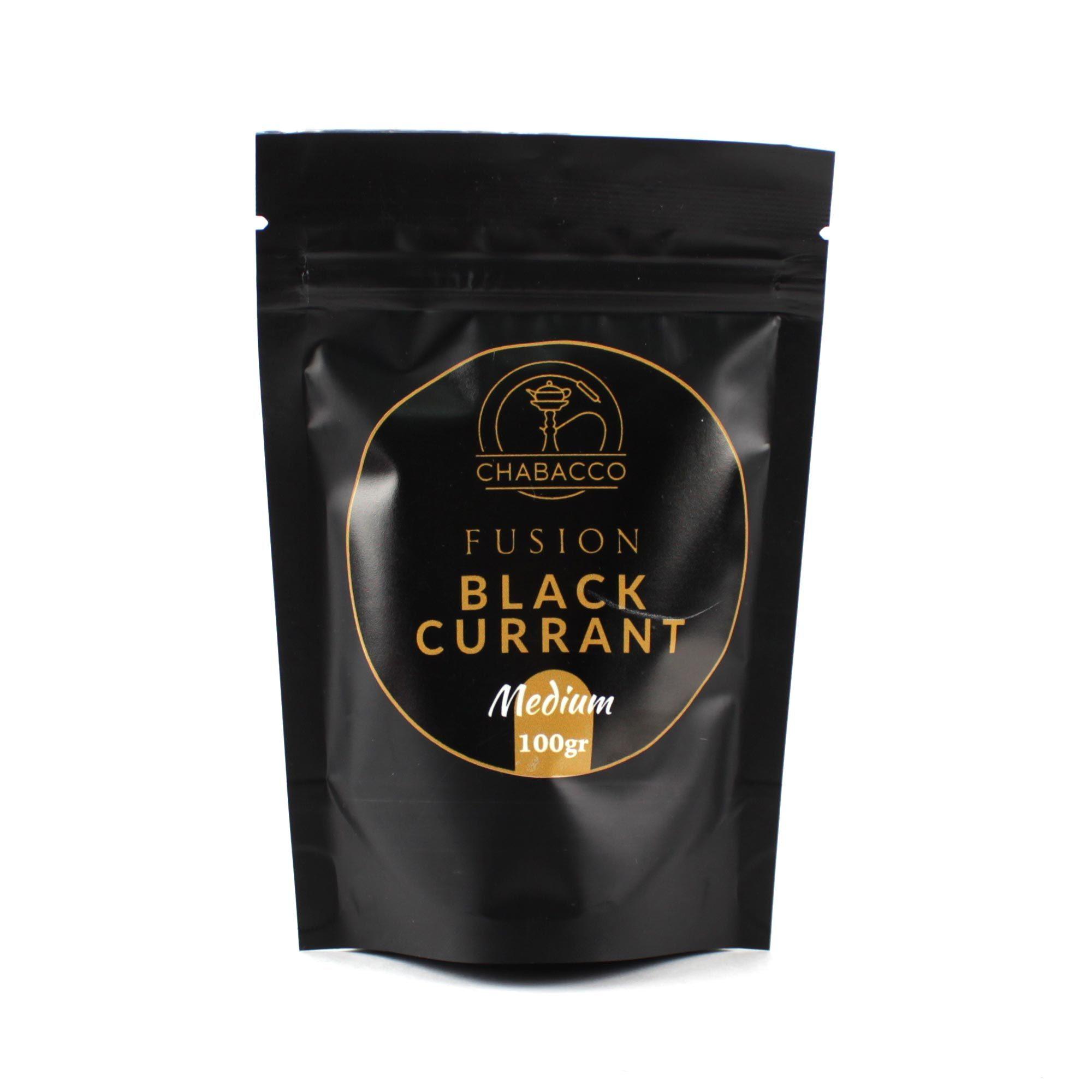 Кальянная смесь Chabacco Medium 100 гр Black Currant