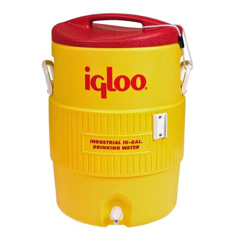 Термоконтейнер Igloo 10 Gallon Beverage Cooler 400 Series  (изотермический, 38л)