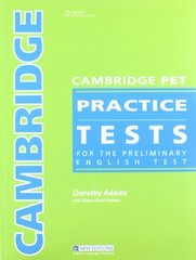 Cambr PET Prac Test TB