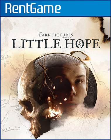 The Dark Pictures Little Hope PS4 | PS5