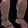 Защита ног Hardcore Training Heritage Brown