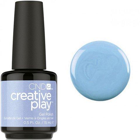 CND Creative Play Gel # 504 Skymazing Гель-лак 15 мл