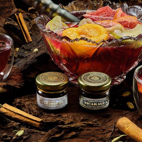 Табак WTO Caribbean Blend Fruit Punch (ВТО Карибский Бленд Фруктовый Пунш) 20 г