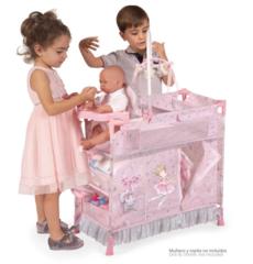 DeCuevas Манеж-игровой центр для куклы  с аксессуарами  серии Мария, 70 см (53034)
